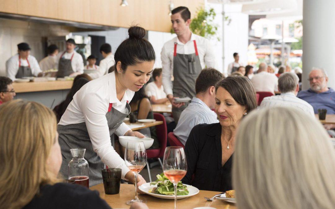 Staff retention will lead to customer retention